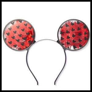 DISNEY COLLECTORS EDITION MICKEY CONFETTI EARS